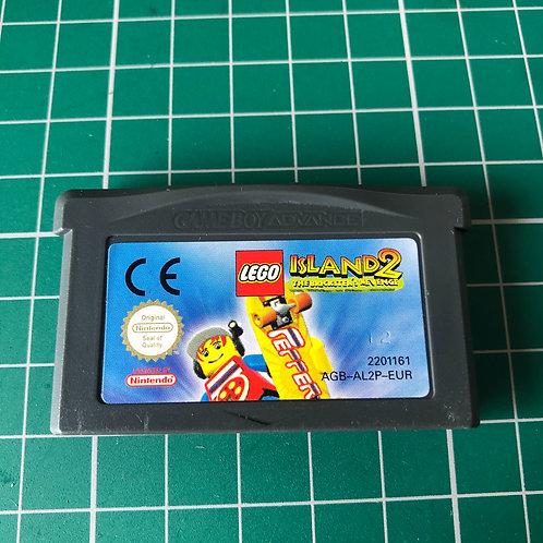 Lego Island 2 - Gameboy Advance