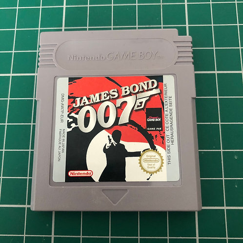 James Bond 007 - Original Gameboy
