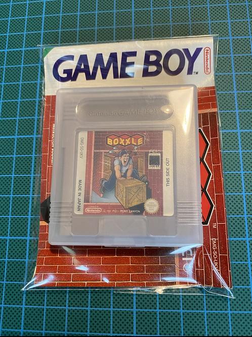 Boxxle - Original Gameboy