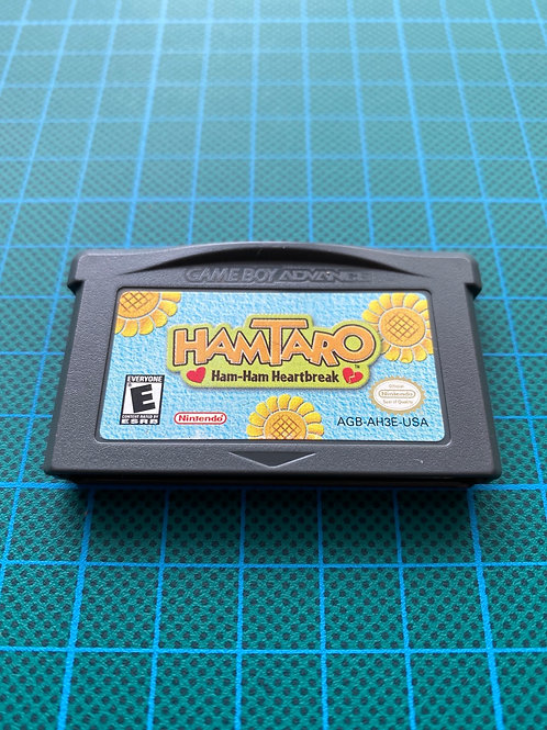HamTaro Ham-Ham Heartbreak - Gameboy Advance