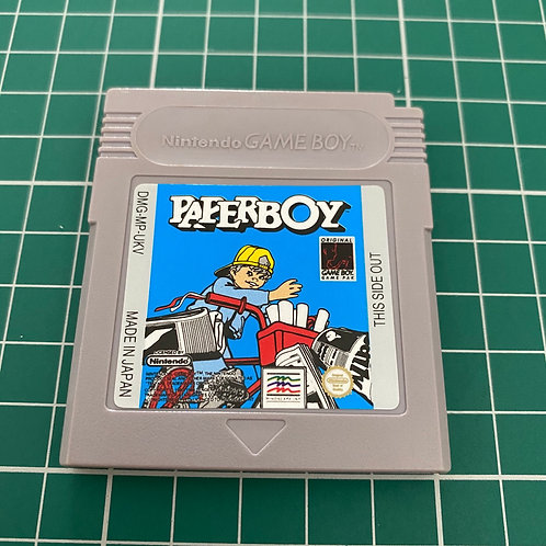 Paperboy - Original Gameboy