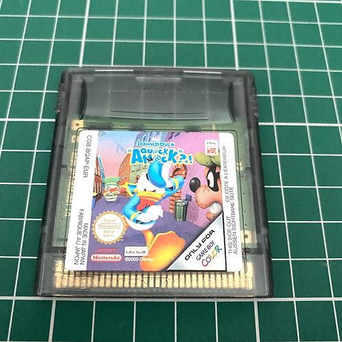 Donald Duck Quack Attack - Gameboy Colour