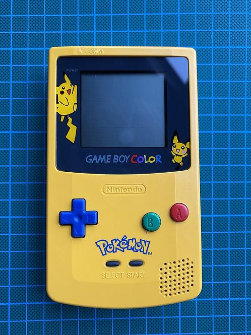 "Gameboy Colour - ""Pokemon Edition"""