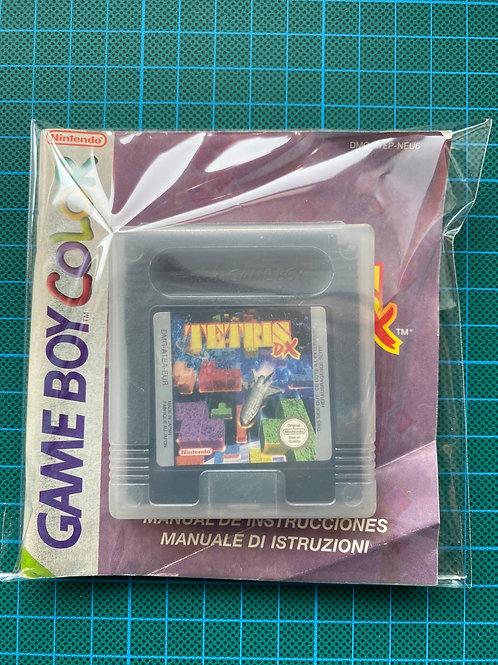 Tetris DX - Gameboy Colour