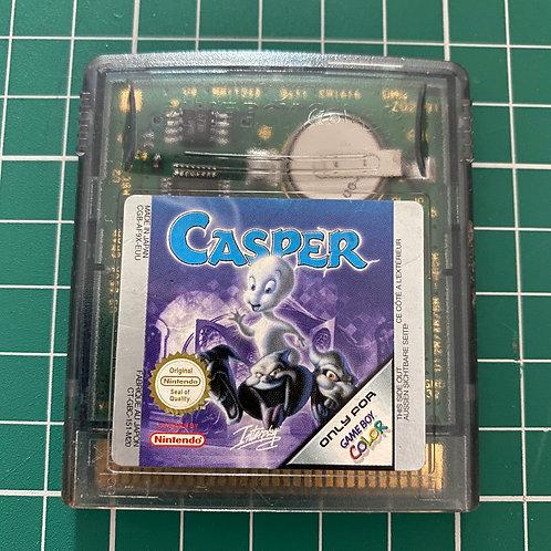 Casper - Gameboy Colour