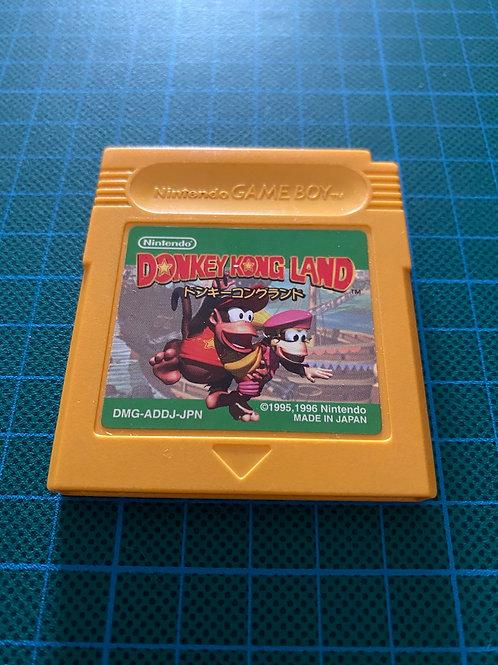 Donkey Kong Land - Japanese Original Gameboy
