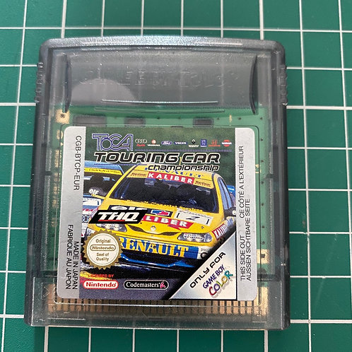 Toca Touring Car Championship - Gameboy Colour