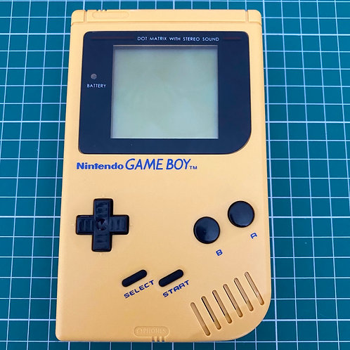 "Original Gameboy - ""Play it Yellow"""