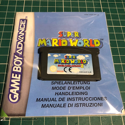 Super Mario World, Super Mario Advance 2 - Gameboy Advance