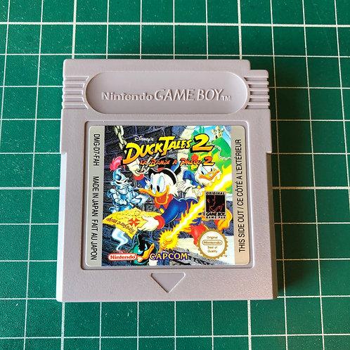 DuckTales 2 - Original Gameboy