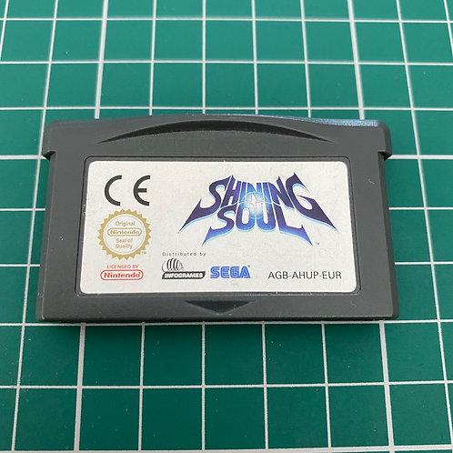 Shining Soul - Gameboy Advance
