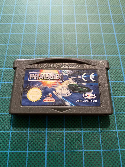 Phalanx - Gameboy Advance