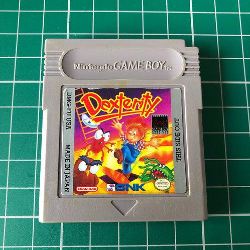 Dexterity - Original Gameboy
