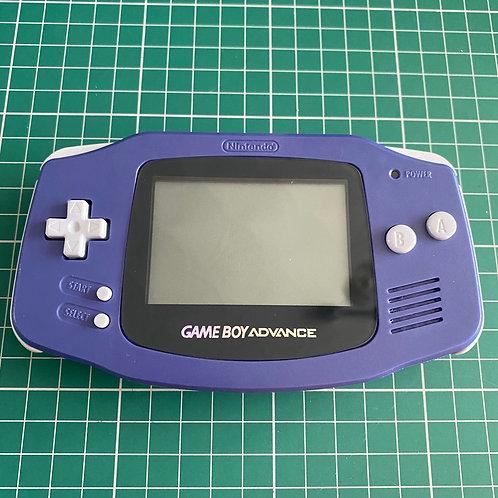"Original Gameboy Advance - ""Gamecube Purple"""