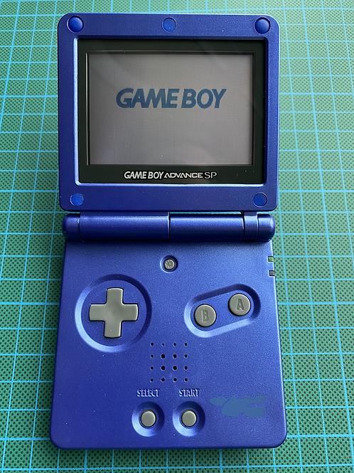 """Gameboy SP - """"Kyogre"""""""