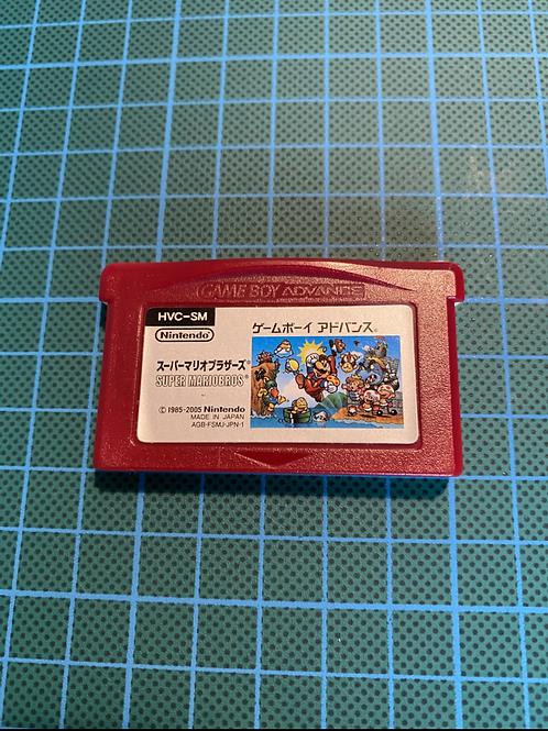 Super Mario Bros - Japanese Gameboy Advance