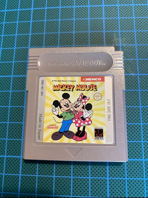 Mickey Mouse - Original Gameboy