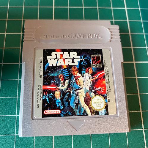 Star Wars (Euro Movie label) - Original Gameboy