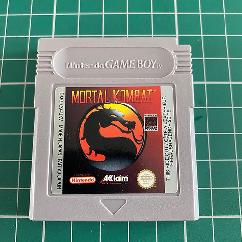 Mortal Kombat - Original Gameboy