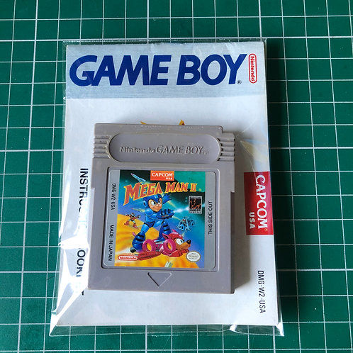 Megaman II - Original Gameboy