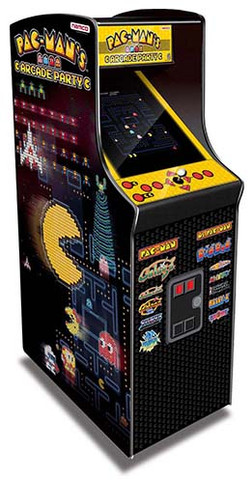 Pacman Arcade Party Cabaret Arcade Game