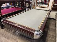 1940's Brunswick Anniversary Billiards Table