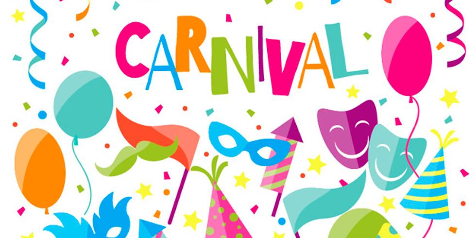 Kindercarnaval in Deel