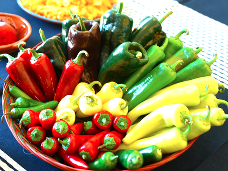 Chile, the source of flavour
