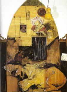 The Alchemist (Hieronymus) / Alchymista (Jeronym), 1989