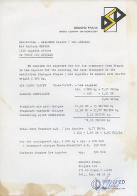 Shipping art fares receipt (original).jp