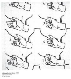 Milking Instructions 1988