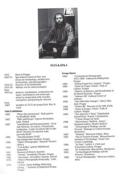 Ivan Kafka CV