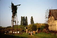 Ales Veselys' sculpture and artists