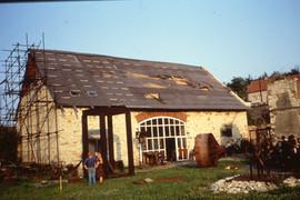 Ales Vesely's cottage