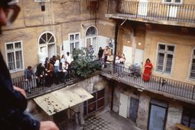 Balcony of Galerie Mladych