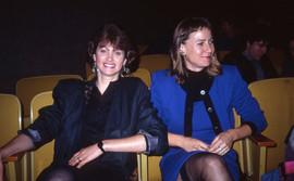 Zdenka Gabalova and Barbara Benish