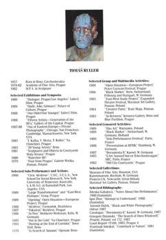 Tomas Ruller CV