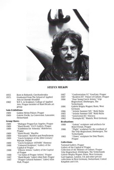 Stefan Milkov CV