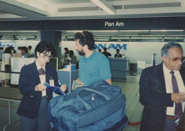At the airport, LA.jpeg