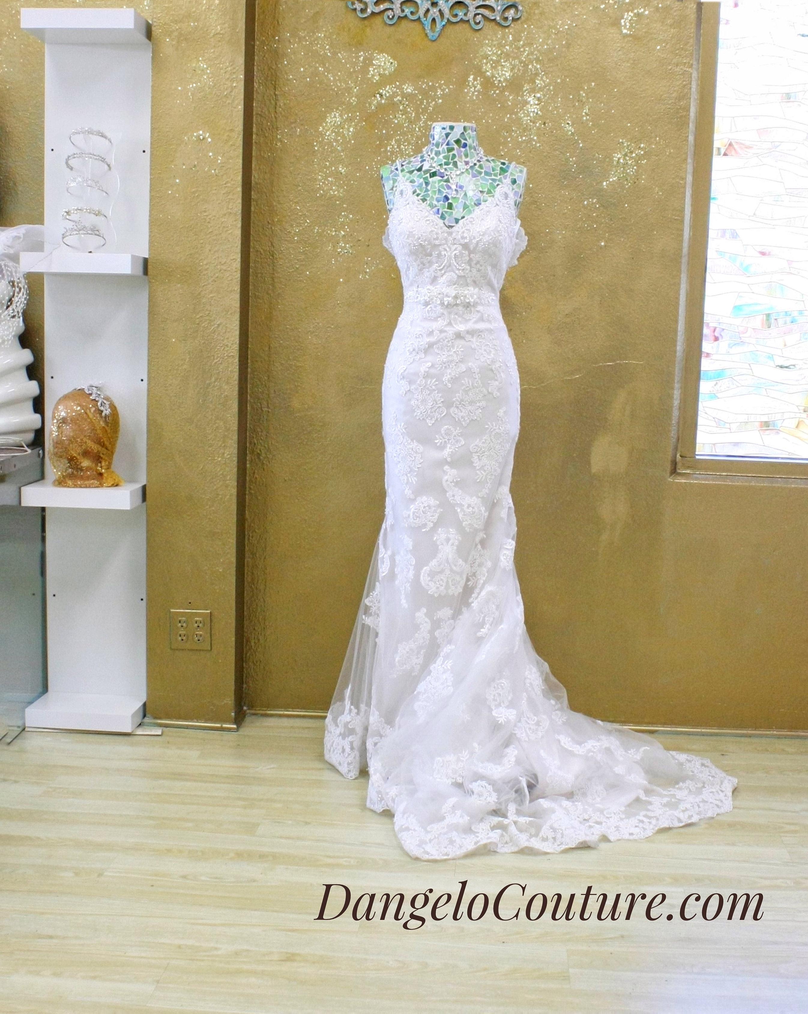 Wedding Dresses San Diego Bridal Shops DAngelo Couture Bridal