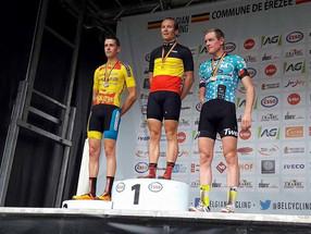 Geslaagd Belgisch kampioenschap