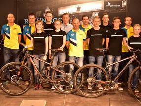 MTB Dreamteam op bezoek bij SCOTT Sportech Benelux