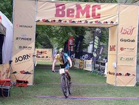 Knappe prestatie van Emile in de BeMC
