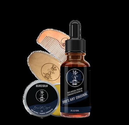 Beard Oil & Balm Combo Kit