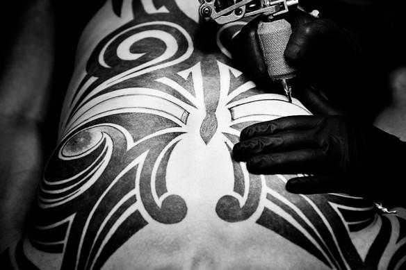 Pain't'house tattoo