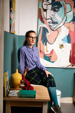 Tina Oelker   DER HAMBURGER   ©René Supper
