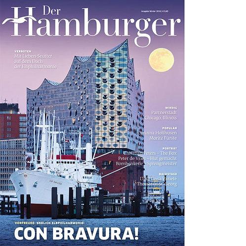 Winter 2016, Ausgabe 33