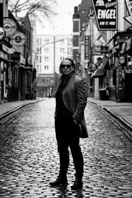 Michel Ruge | DER HAMBURGER