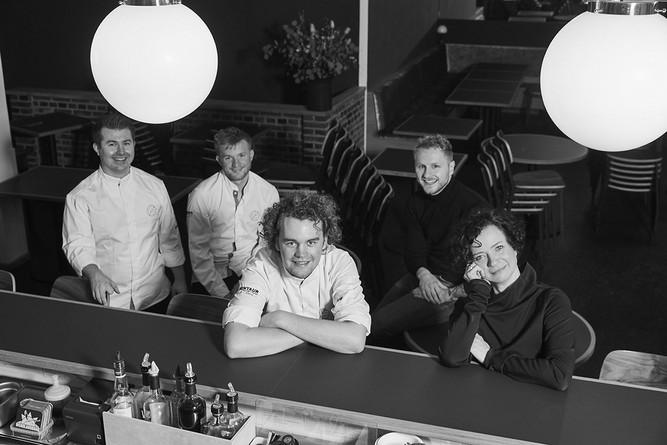 Das Team des Restaurant Klinker