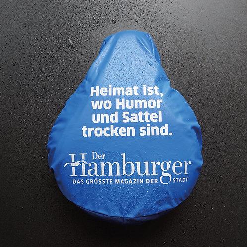 """Sattelschützer """"Heimat ist …"""""""